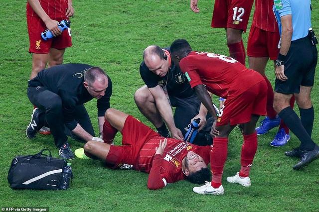 Những khoảnh khắc trong chiến thắng nghẹt thở giúp Liverpool vô địch FIFA Club World Cup - 6