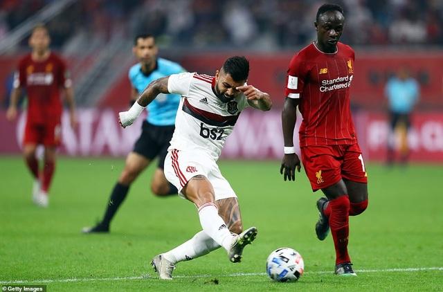 Liverpool lần đầu tiên vô địch FIFA Club World Cup - 2