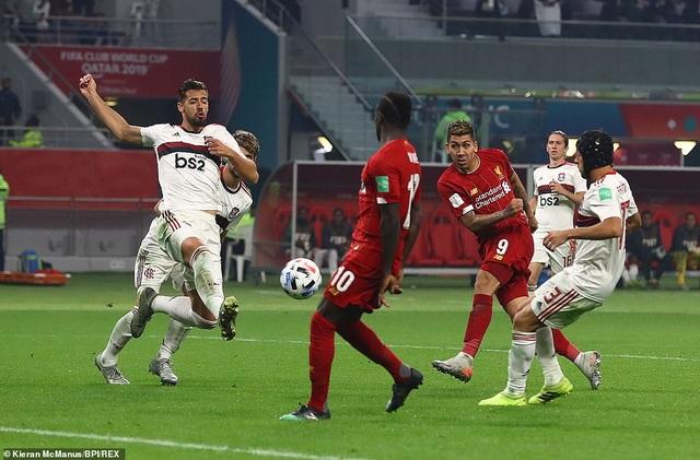 Liverpool lần đầu tiên vô địch FIFA Club World Cup - 1