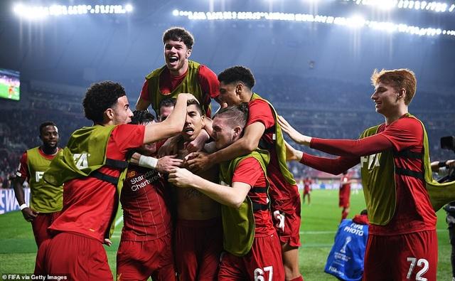 Những khoảnh khắc trong chiến thắng nghẹt thở giúp Liverpool vô địch FIFA Club World Cup - 14
