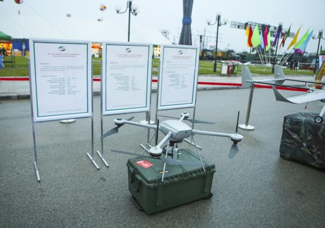 Cận cảnh bộ 3 máy bay trinh sát không người lái của Quân đội Nhân dân Việt Nam - 11