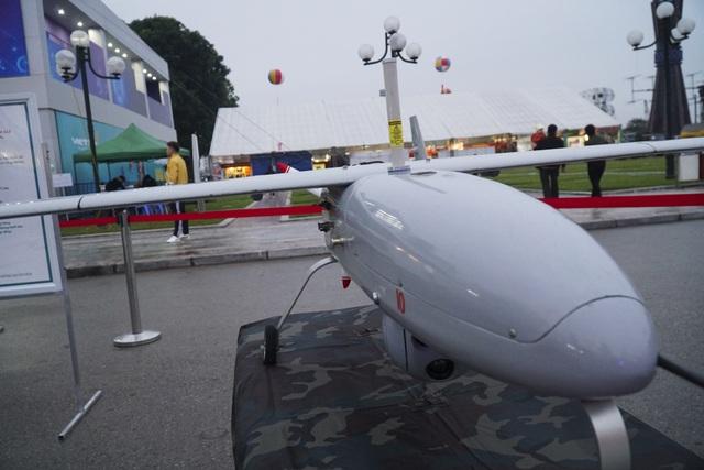 Cận cảnh bộ 3 máy bay trinh sát không người lái của Quân đội Nhân dân Việt Nam - 2