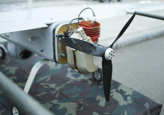 Cận cảnh bộ 3 máy bay trinh sát không người lái của Quân đội Nhân dân Việt Nam - 3