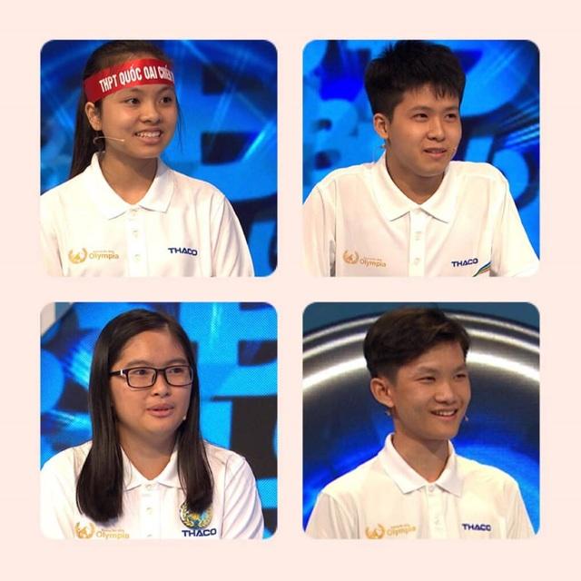 Nam sinh Đắk Lắk không có đối thủ ở cuộc thi tuần Olympia - 1