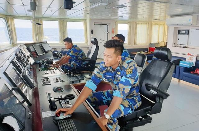 Tâm sự của thủy thủ con tàu đặc biệt - Bệnh viện trên biển - 10