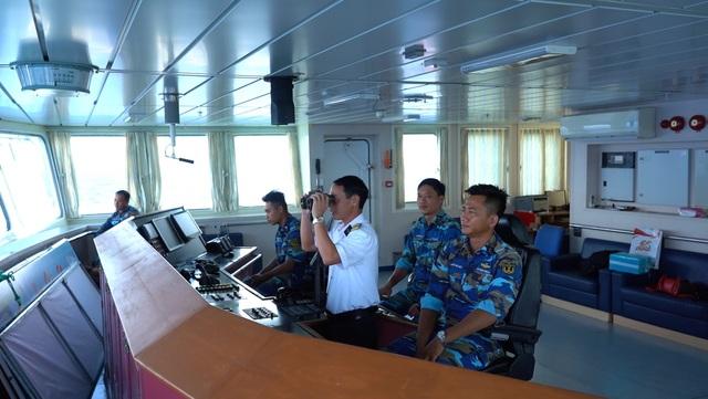 Tâm sự của thủy thủ con tàu đặc biệt - Bệnh viện trên biển - 6