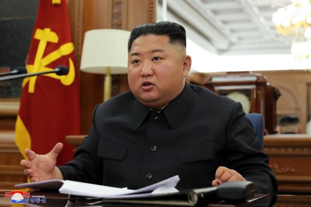 Ông Kim Jong-un chủ trì hội nghị quân sự giữa lúc căng thẳng với Mỹ - 3