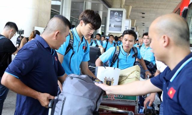 U23 Việt Nam sẽ tập ở mặt sân tương tự sân Chang Arena - 2