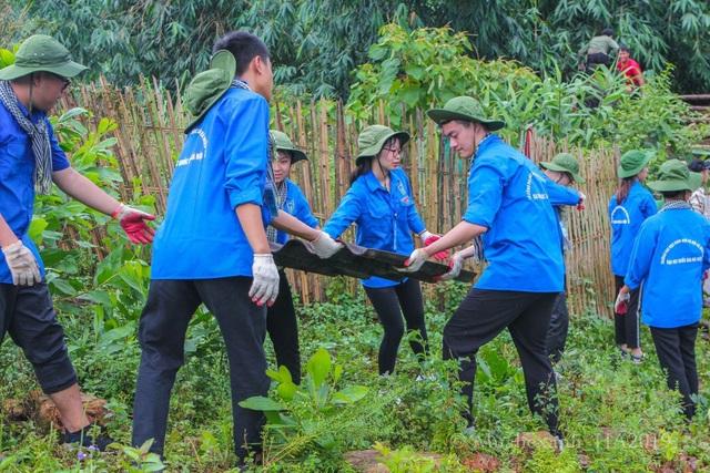 10 dấu ấn trong công tác Đoàn và phong trào thanh thiếu nhi Thủ đô năm 2019 - 6