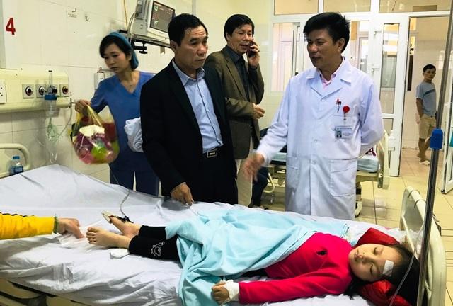 Công an xác minh vụ hơn 100 trẻ nhập viện nghi ngộ độc thực phẩm - 4