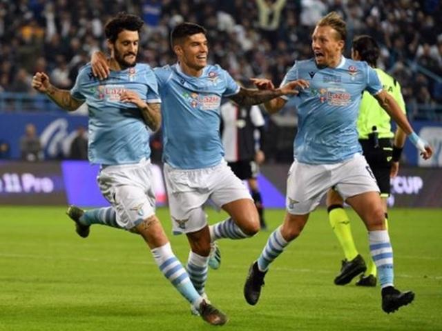 C.Ronaldo bất lực, Juventus thua thảm trong trận siêu cúp Italia - 2