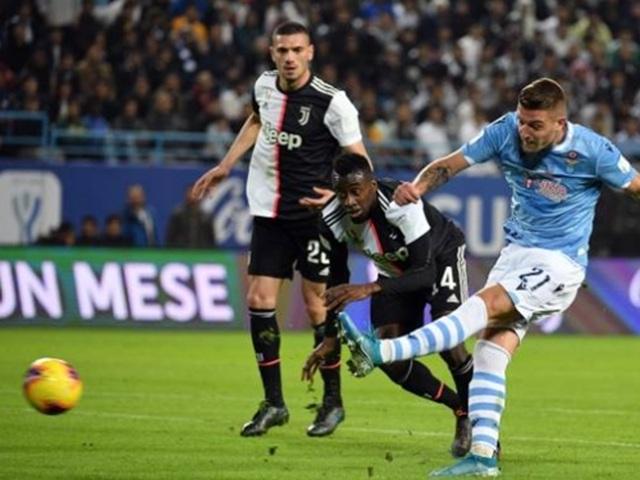C.Ronaldo bất lực, Juventus thua thảm trong trận siêu cúp Italia - 1