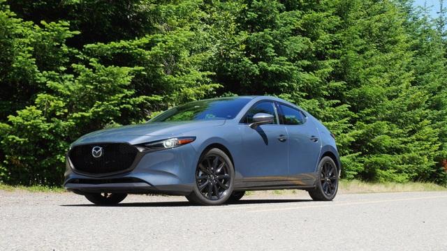 Hàng chục ngàn xe Mazda3 bị lỗi phanh khẩn cấp - 1