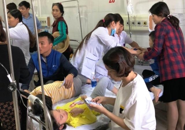 Công an xác minh vụ hơn 100 trẻ nhập viện nghi ngộ độc thực phẩm - 2
