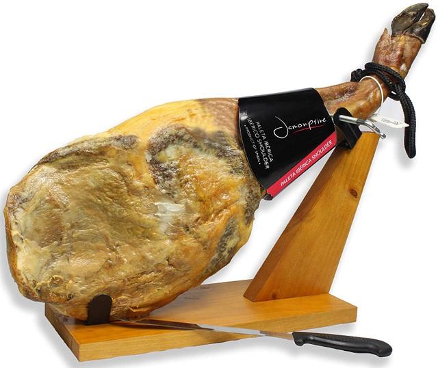 Đùi lợn đắt nhất thế giới: Hơn 100 triệu đồng/ chiếc - 1