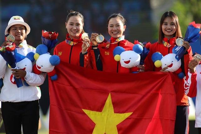 5 vận động viên 10x thành tích cao, đầy triển vọng của thể thao Việt Nam - 1