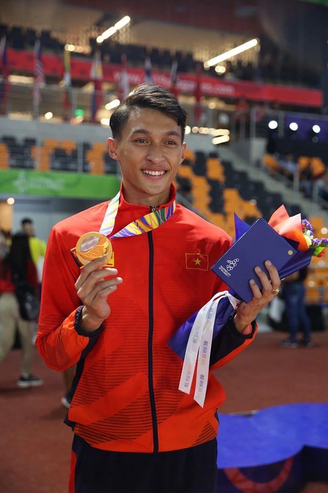 5 vận động viên 10x thành tích cao, đầy triển vọng của thể thao Việt Nam - 3