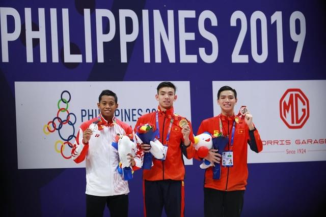 5 vận động viên 10x thành tích cao, đầy triển vọng của thể thao Việt Nam - 5