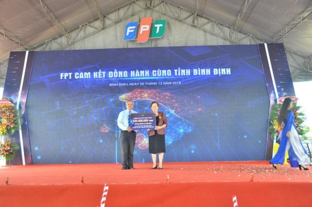 Khởi công Tổ hợp Giáo dục - Trí tuệ nhân tạo quy mô lớn của FPT tại Bình Định - 3