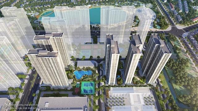 Vinhomes Smart City ra mắt phân khu cao cấp Ruby – Không gian sống đẳng cấp phía tây Hà Nội - 1