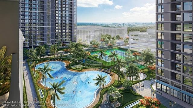 Vinhomes Smart City ra mắt phân khu cao cấp Ruby – Không gian sống đẳng cấp phía tây Hà Nội - 4