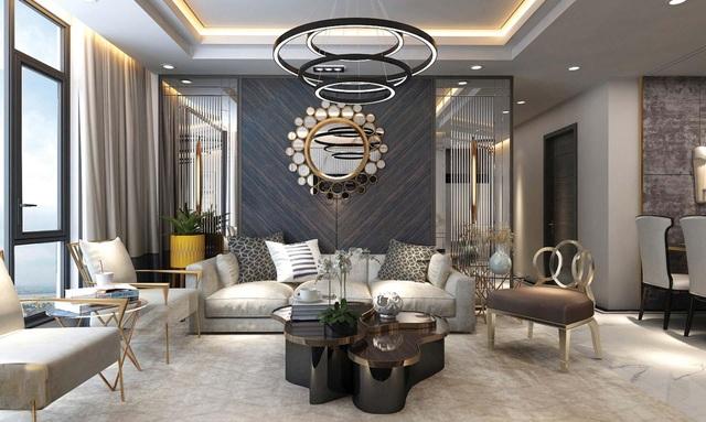 Chỉ từ 3,6 tỷ sở hữu căn hộ cao cấp dát vàng tại khu đất vàng Hà Nội - 2