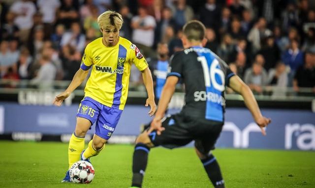 Công Phượng bị gạch tên trong trận đấu cuối cùng của Sint Truidense năm 2019