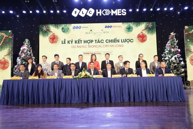 Hải Phát Land tiếp tục đồng hành cùng FLC Tropical City Ha Long Giai đoạn 2 - 2
