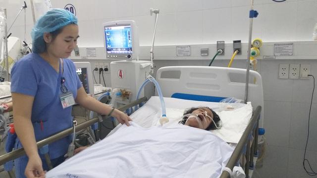 Xót xa hoàn cảnh người phụ nữ buôn ve chai bị hai em học sinh tông xe toàn thân như dập nát - 3