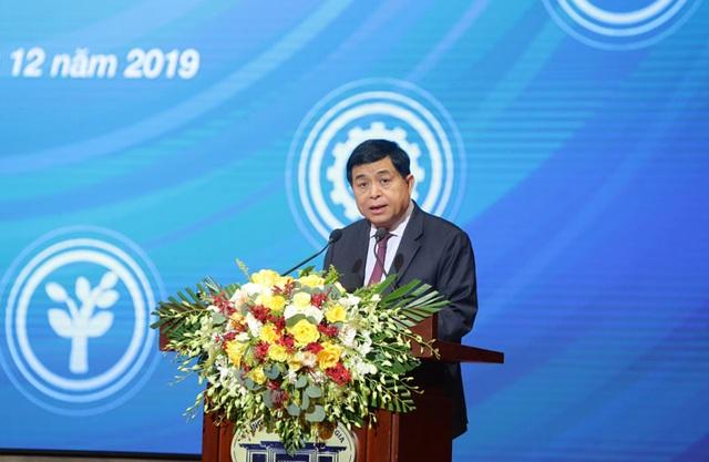 """Bộ trưởng Nguyễn Chí Dũng: Còn tư duy chộp giật, muốn giàu nhanh chóng mà không chịu đầu tư"""" - 1"""