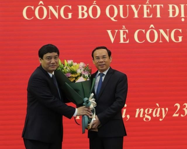Bộ Chính trị điều động Bí thư Nghệ An làm Phó Chánh Văn phòng TƯ Đảng - 1