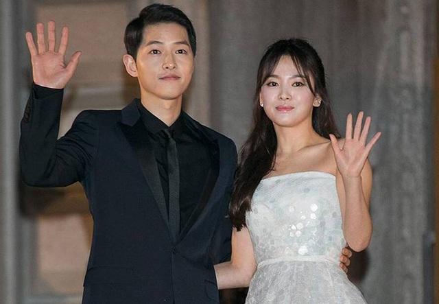Truyền thông Hàn - Trung tranh cãi về chuyện Song Hye Kyo và Song Joong Ki tái hợp - 1