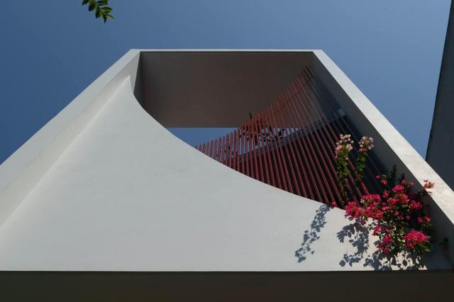 """Ngôi nhà """"hoa nắng"""" ở Vĩnh Phúc gây sốt vì thiết kế độc lạ, ai nhìn cũng muốn ở - 3"""