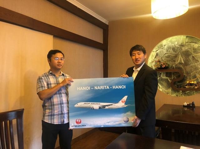 Tận hưởng dịch vụ bay đẳng cấp cùng hãng hàng không 5* Japan Airlines - 6