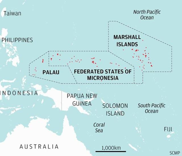 Trung Quốc dùng tiền lôi kéo đối tác truyền thống của Mỹ ở Thái Bình Dương - 2