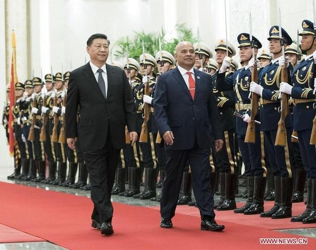 Trung Quốc dùng tiền lôi kéo đối tác truyền thống của Mỹ ở Thái Bình Dương - 1