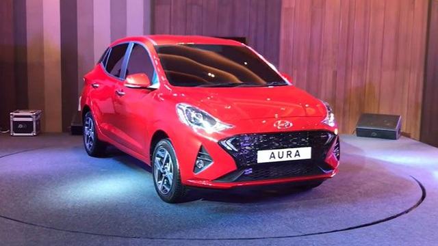Hyundai ra xe cỡ nhỏ Aura giá tương đương chưa đến 200 triệu đồng - 11