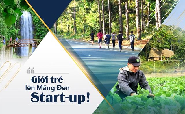 Xu hướng start-up của giới trẻ tại Măng Đen - 1