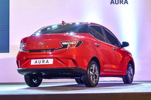 Hyundai ra xe cỡ nhỏ Aura giá tương đương chưa đến 200 triệu đồng - 10