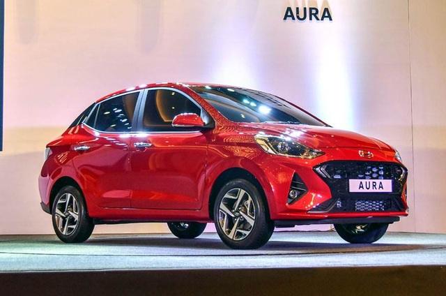 Hyundai ra xe cỡ nhỏ Aura giá tương đương chưa đến 200 triệu đồng - 8