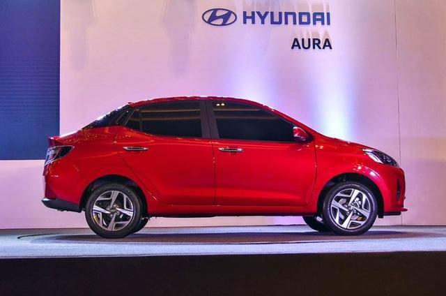 Hyundai ra xe cỡ nhỏ Aura giá tương đương chưa đến 200 triệu đồng - 9