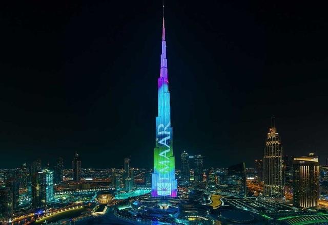 1 tỷ USD cho góc nhìn từ tòa tháp cao nhất thế giới ở Dubai - 1