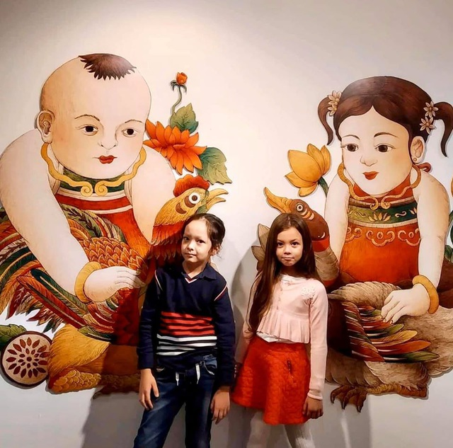 Diva Hồng Nhung xúc động mùa Noel hai con biết tự chăm nhau lúc mẹ bận - 11
