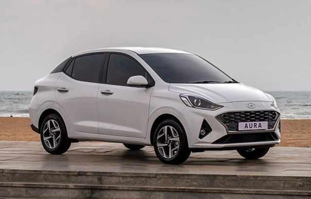 Hyundai ra xe cỡ nhỏ Aura giá tương đương chưa đến 200 triệu đồng - 5