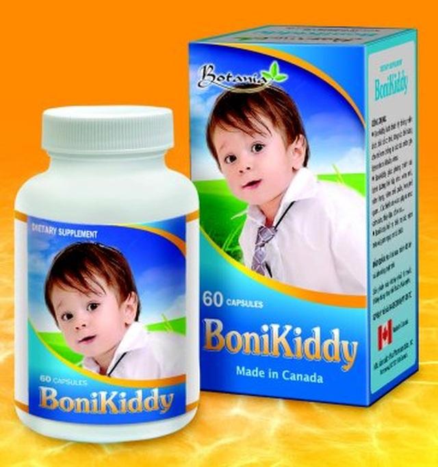 BoniKiddy - vũ khí bảo vệ con khi thời tiết giao mùa - 2