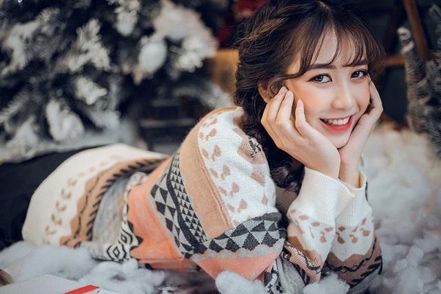 """Cô gái Nam Định """"gieo thương nhớ"""" với đôi mắt to tròn - 1"""