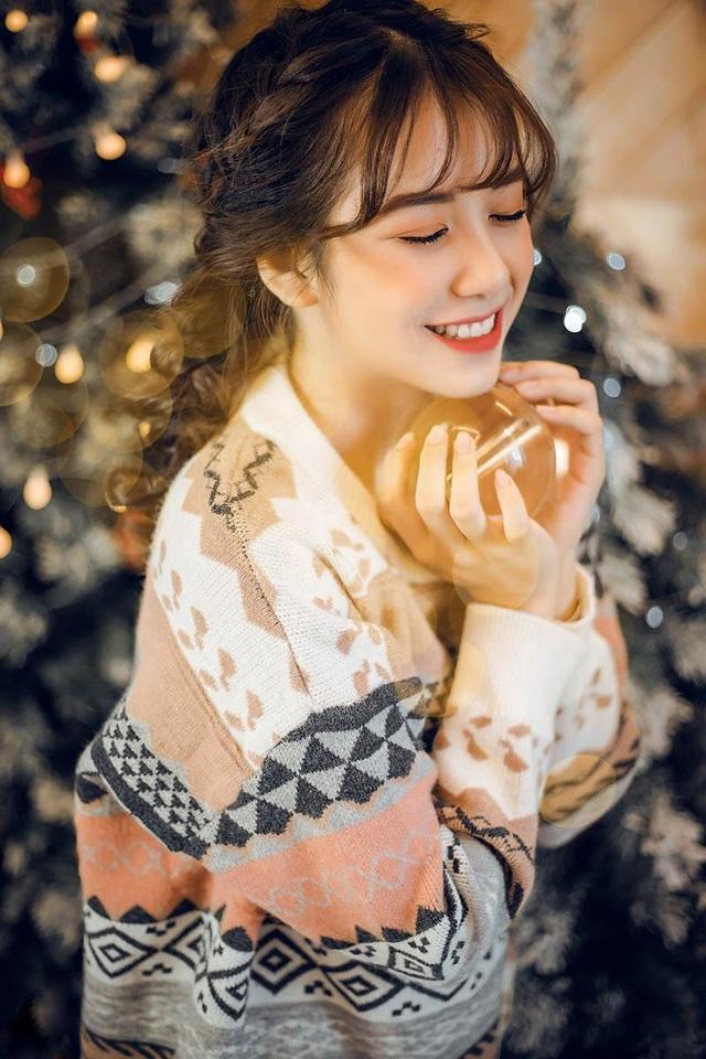 """Cô gái Nam Định """"gieo thương nhớ"""" với đôi mắt to tròn - 2"""