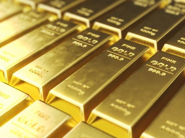 Bất ổn toàn cầu khiến giá vàng tăng mạnh nhất 10 năm - 1