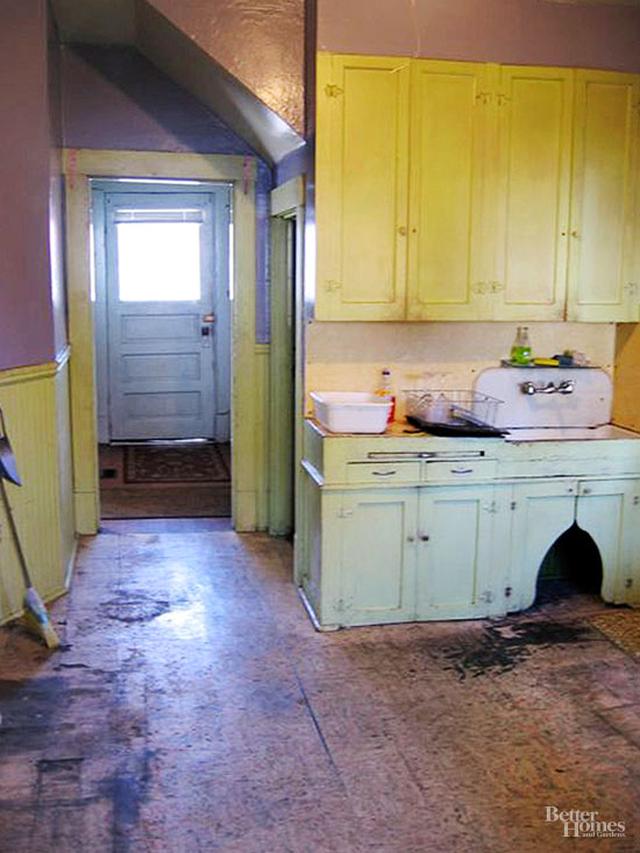 """Chán căn bếp cũ mèm"""", cặp vợ chồng bắt tay cải tạo và """"cái kết không ngờ"""" - 3"""