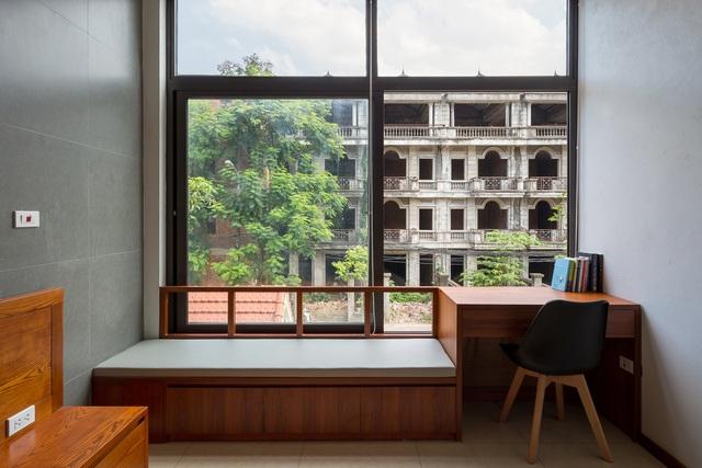 """Chủ nhà ở Bắc Ninh chi 2 tỷ đồng biến nhà hoang trở thành """"siêu biệt thự - 14"""